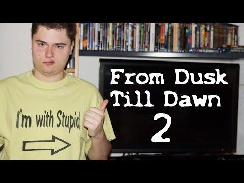 FROM DUSK TILL DAWN 2 - TEXAS BLOOD MONEY (Scott Spiegel) / Playzocker Reviews 5.112