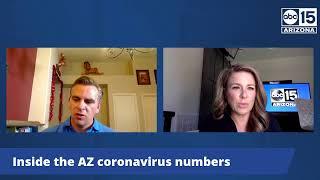 Inside Arizona's Coronavirus Numbers: June 24