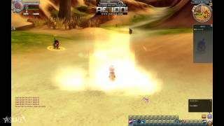 Dragonball Online Server Gameplay [Test]