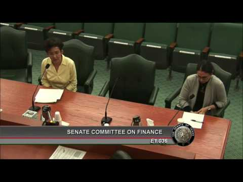 Senate Finance - Eva DeLuna Castro, CPPP - February 14, 2017