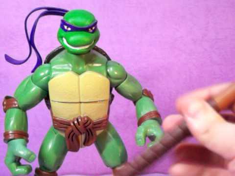 Tmnt 2007 Big Mouth Donatello Youtube