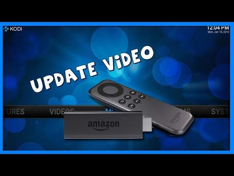 How To Install Kodi on the Amazon Fire TV Stick UPDATE VIDEO - As of 08 11 2016