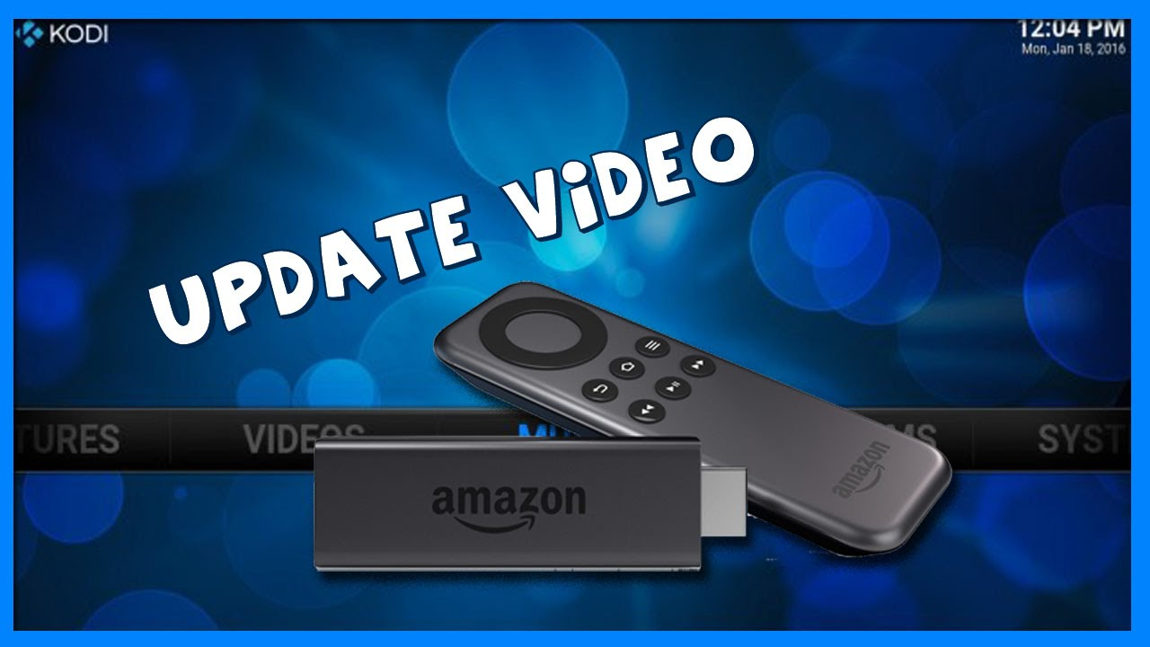 Amazon Fire Tv Update