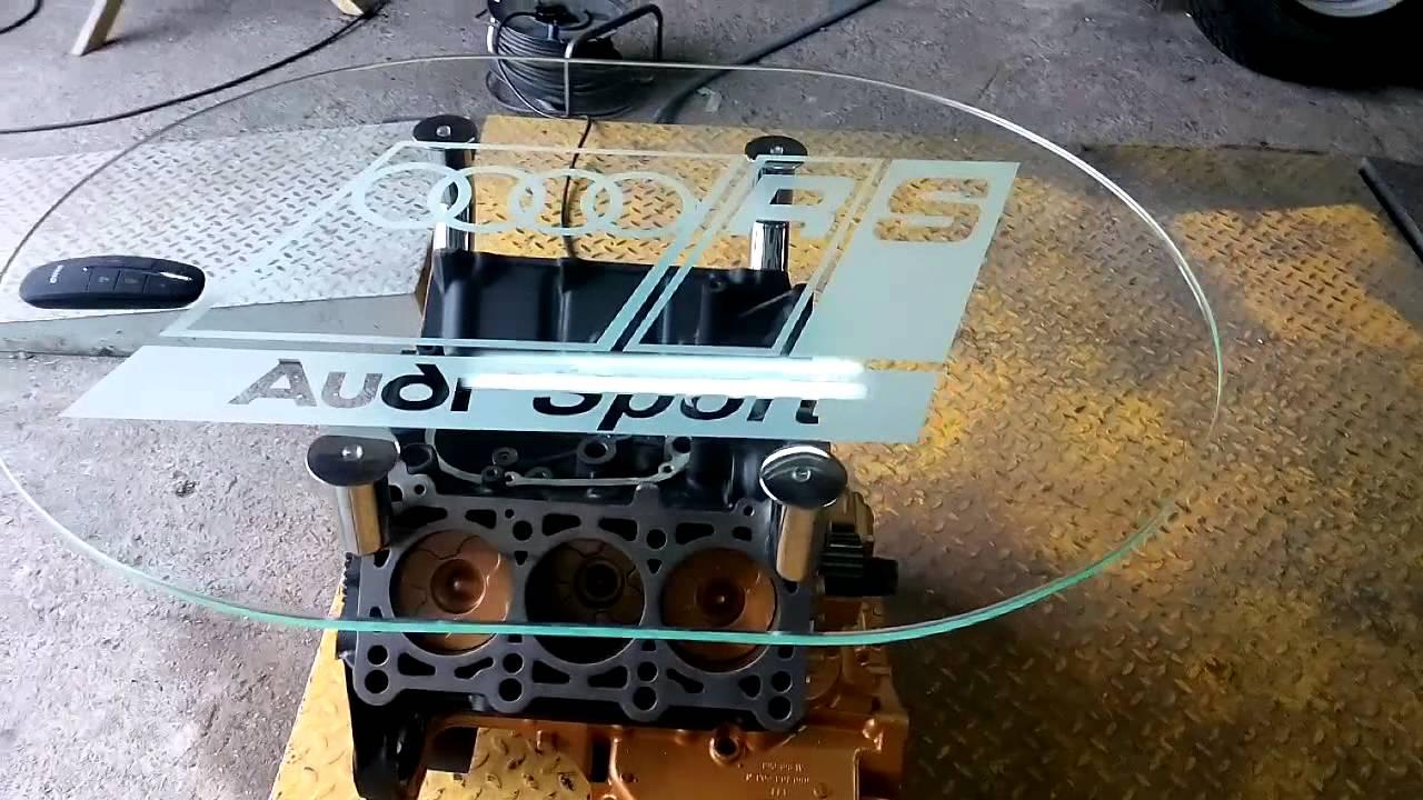 Ruchomy Stolik Z Silnika Audi 25 Tdi