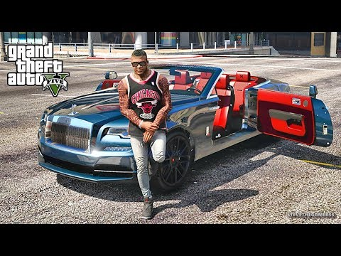 GTA 5 MOD #178 LET'S GO TO WORK (GTA 5 REAL LIFE MOD) MONDAY