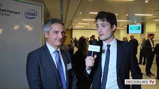Trophées Virage Digital 2016 - Stéphane Nègre, Président de Intel® France