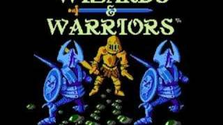 Wizards and Warriors NES - Music Intro