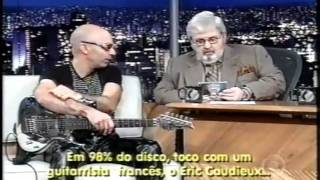 Joe Satriani - Programa do Jo Interview Engines of Creation 2000