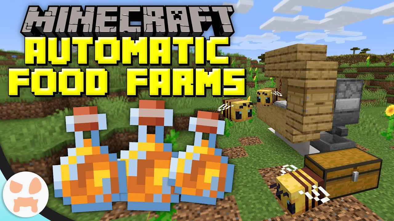 3 Easy Automatic Food Farms Youtube