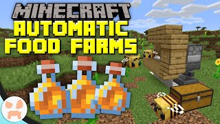 3 Easy Automatic Food Farms!