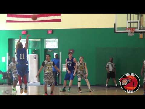 DC Blue Devils' Guard Trevon Maughn Can Flat Out Score the Ball - 2016 Redemption Christian Academy
