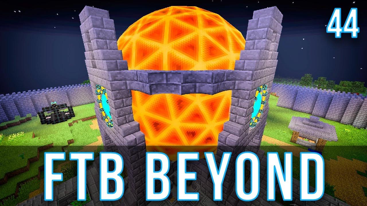 Tier 8 Draconic Core | FTB Beyond | Episode 44