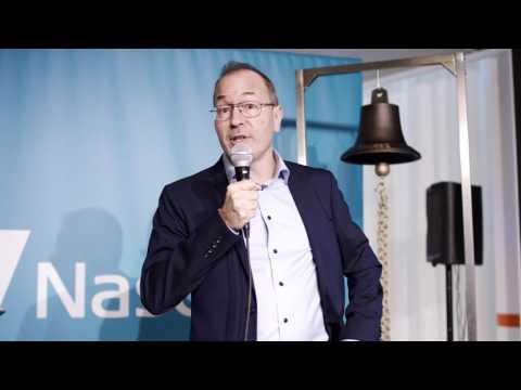 Nasdaq Stockholm welcomes Christian Berner Tech Trade!