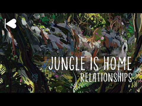 Jungle is Home | Relationships (Painting Timelapse)