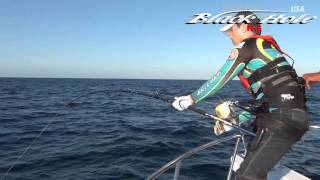 Black Hole USA: PV Tuna Trip with Black Hole Cape Cod Special 450g Rods! Part 2
