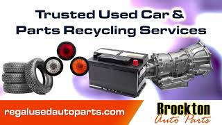 Affordable, Quality Car Parts | Brockton Auto Parts | Brockton, MA