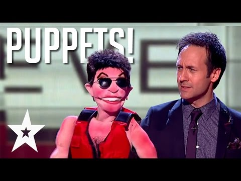 Download Youtube: 10 Amazingly Funny Ventriloquist Acts on Got Talent