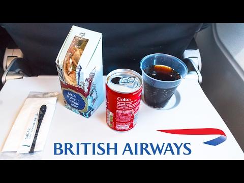[TRIPREPORT] British Airways Economy Class • Airbus A319 • TXL-LHR (Full HD)
