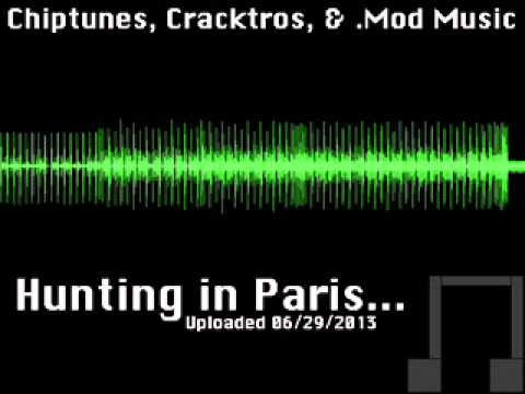 Chiptunes, Cracktros & .Mod Music - Hunting in Paris...