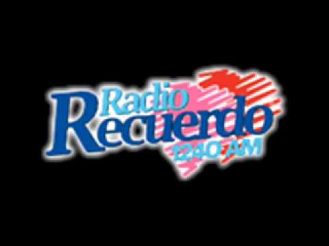 Identificación Radio Recuerdo 1240 AM Aguascalientes