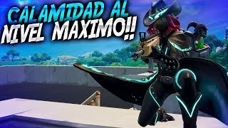 CALAMIDAD AL NIVEL MAXIMO!! | FORTNITE Battle Royale | Rubinho vlc