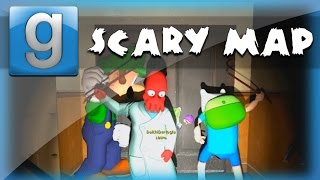 Garry's Mod Scary Map Funny Moments - TV Station, Ski Resort, and Bad Jump Scares!