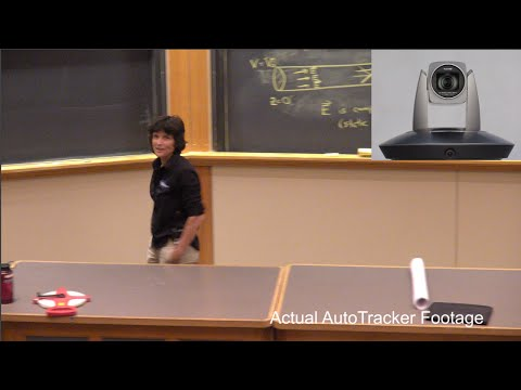 1 Beyond AutoTracker™ - Auto Tracking Camera