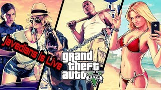 Grand Theft Auto V live stream ps4  |indian Online javedians