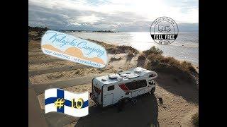 Camping in den Dünen und das in Finnland??