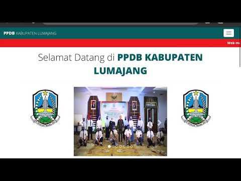 Cara Pendaftaran PPDB SmK SMA Negeri Jawa Timur 2021 Tahap ...