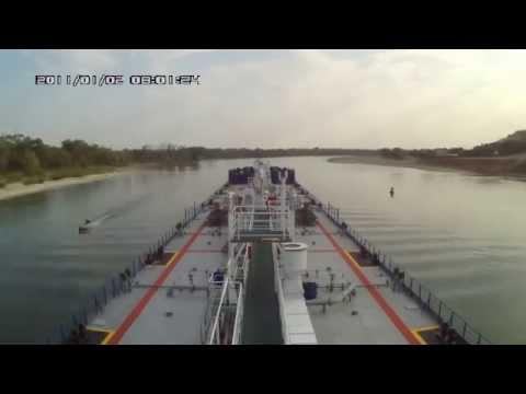 видео: река Дон глазами судоводителя часть 1