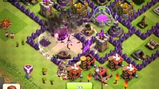 Clash of Clans - Farming 1k Dark elixer