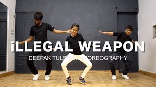 iLLEGAL WEAPON Dance Choreography | Bollywood Dance | Deepak Tulsyan | Full Class Video