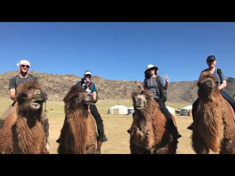 Mongolia Trek May 2017