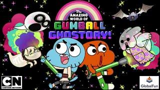 Gumball Ghoststory!