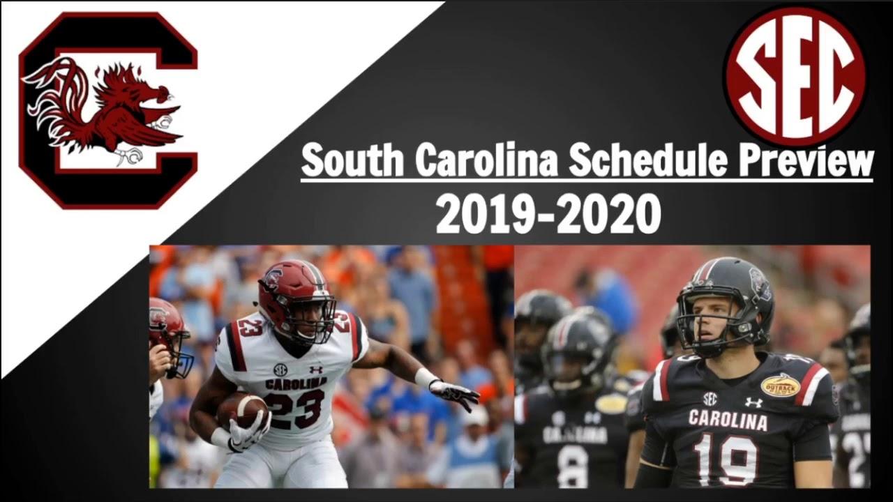 carolina gamecock football schedule 2020