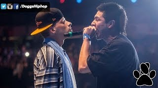 Repeat youtube video Dtoke vs Stigma - Batalla de los Gallos Semifinal Internacional 2013