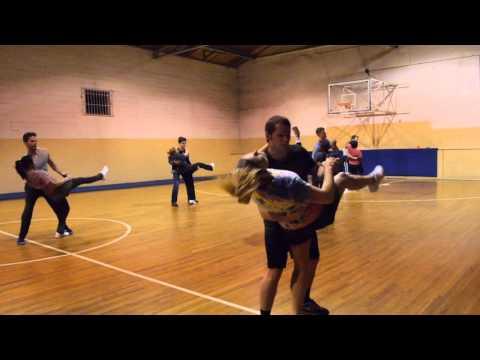 Johnson University Cheer Dance