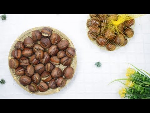 Easy Way to Roast The Chestnuts