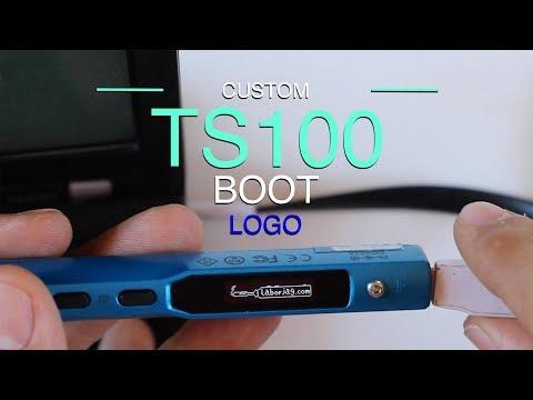 Custom TS100 Soldering