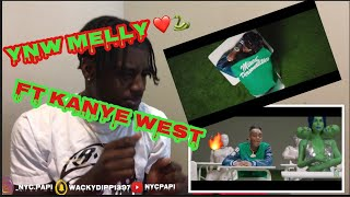 YNW Melly Feat. Kanye West - Mixed Personalities ( Dir. By @_ColeBennett_ )| Reaction