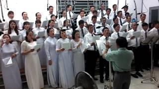 ĐÂY NHIỆM TÍCH , cd Gia Trương _ Hiền Mẫu  (thứ năm Tuần Thánh)