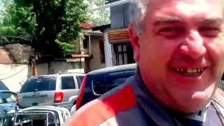 Pobeda Georgia Tbilisi Tiflis Berlin 4  Master Zaza polutshit padarok na 9 Maya  Saptshasti    Mecha