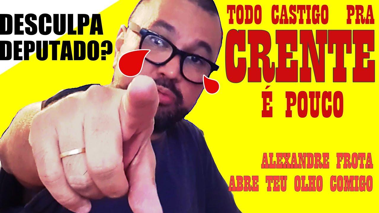 TODO CASTIGO PRA CRENTE É POUCO