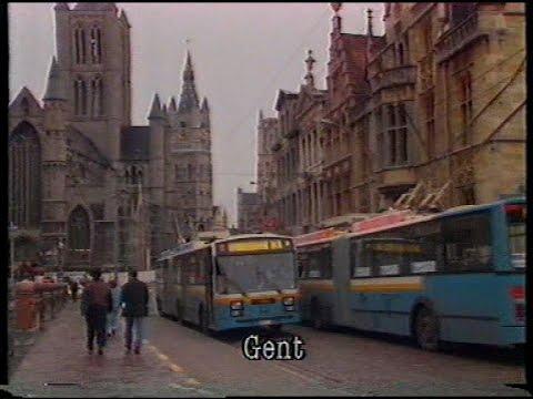 Panorama: Muziek in de metro (BRT, 11 mei 1989) [zwak klankspoor]