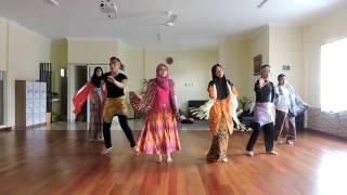 Video Tari XI MIPA 4 SMAN 38 Jakarta