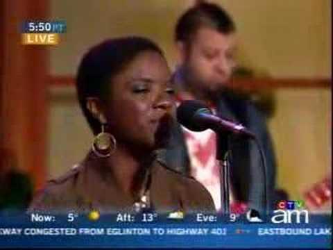 Joni NehRita Lights Up Canada AM