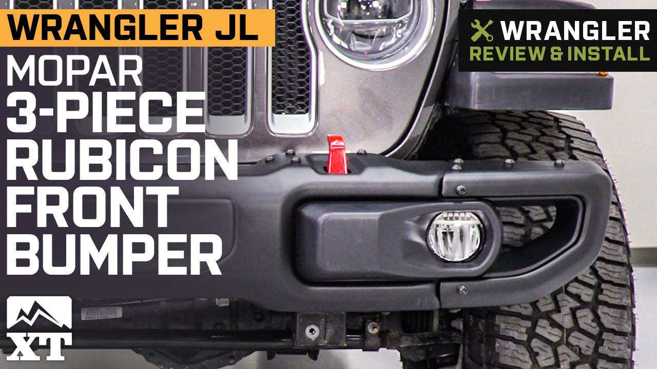 Sto N Sho License Plate Bracket for 2018-19 Jeep Wrangler JL W// Plastic Bumper