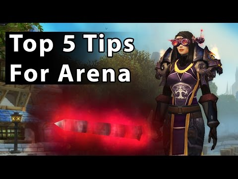 5 Tips for Arena Beginners - GET THAT GLAD Title bruh!