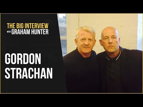 The Big Interview with Gordon Strachan